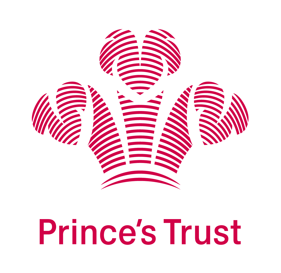 Logo of Prince's Trust charity